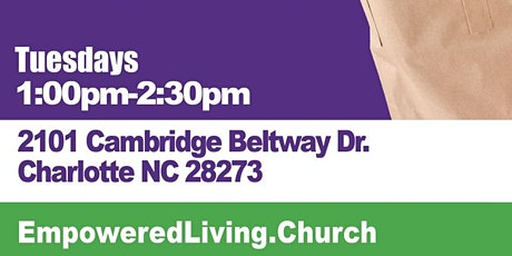 Community Free Food Giveaway at Empowered Living Church tickets