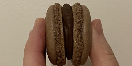 Annie's  Virtual French Macarons Class -Hazelnut chocolate -GLUTEN FREE tickets