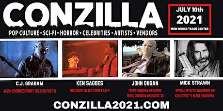 CONZILLA 2021 tickets