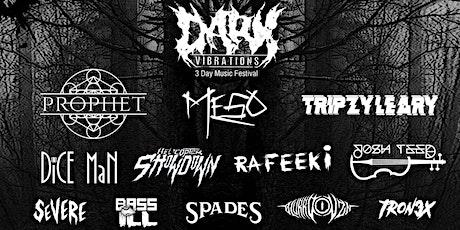 Dark Vibrations 3-Day Festival tickets