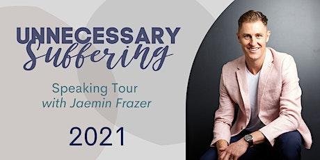 Unnecessary Suffering speaking tour - Melbourne tickets