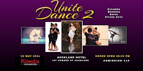 Kizomba  Connection/ Unite Dance 2 tickets