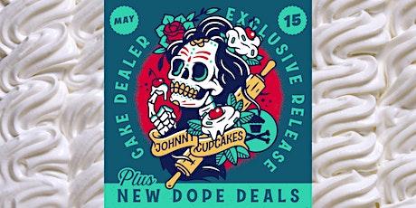 DALLAS May Johnny Cupcakes Virtual Pop Up - Summer Sugar Skull & CD Type tickets