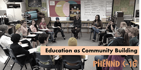 K-16 June Institute: Education as Community-Building tickets