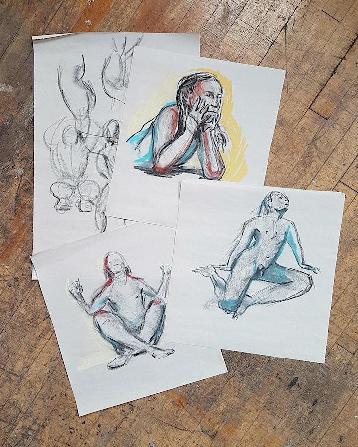 Drawing Workshop: Framing the Figure image