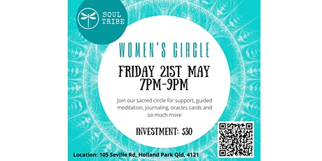 Women's Circle : The Happiness Plan tickets
