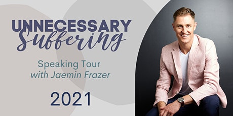 Unnecessary Suffering speaking tour. Canberra tickets