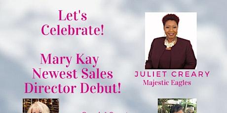 Mary Kay Sales Director Debut - Juliet Creary entradas