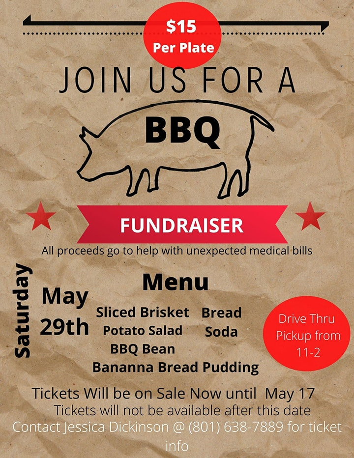 Good food For a Good cause BBQ fundraiser image