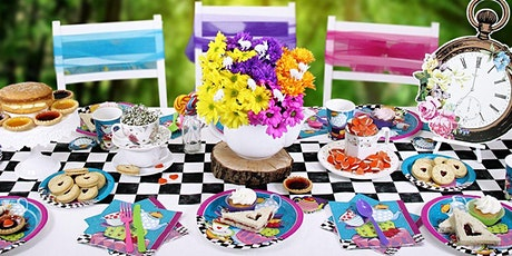 Local Cancer Charity Morning Tea - Alice In Wonderland tickets