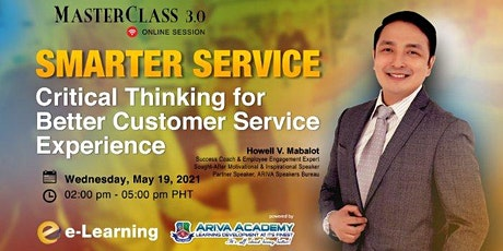 Smarter Service: Critical Thinking for Better Customer Service Experience tickets