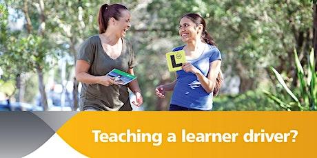 Safer Learner Driver Workshop tickets