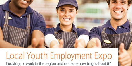 Local Youth Employment Expo 2021 tickets