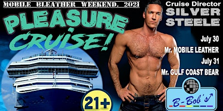 Mobile BLEATHER Weekend returns -Mr. Mobile Leather and Mr. Gulf Coast Bear tickets