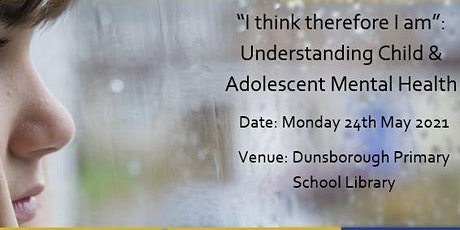 Understanding Child & Adolescent Mental Health tickets