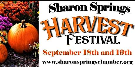 Sharon Springs Harvest Festival tickets