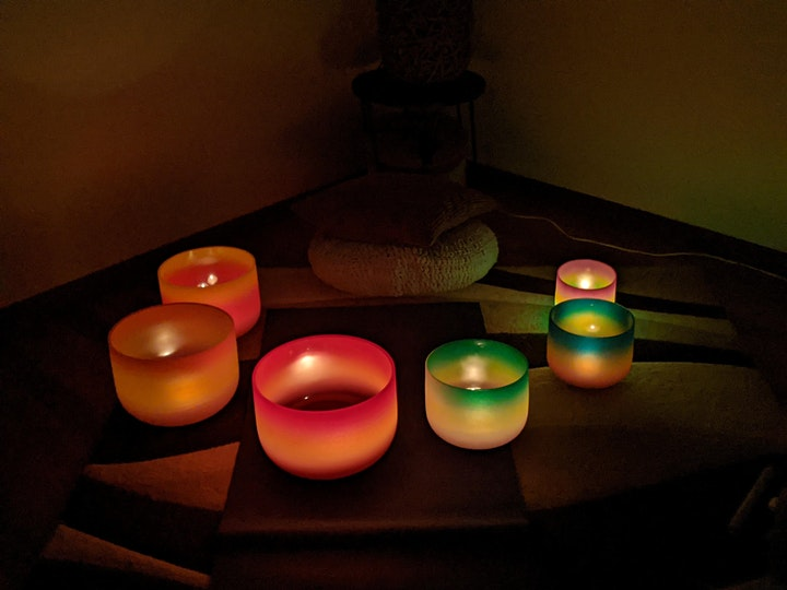 Breath, Labyrinth and  Sound Meditation image