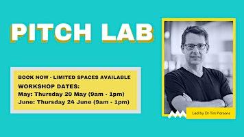 Pitch Lab | Thu 20 May
