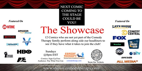The Showcase - June 6th tickets