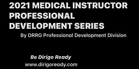 2021 Medical Instructor Development Series:Student Engagement & Assessment tickets