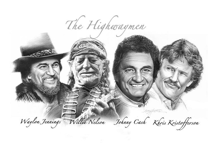 A Tribute to the Highwaymen - Prime Rib Dinner Show image