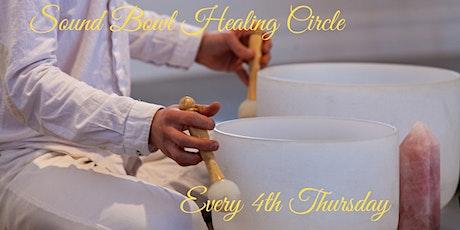 Sound Bowl Healing Circle tickets