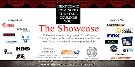 The Showcase - May 16th tickets