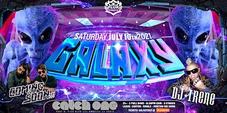 GALAXY 2021 tickets