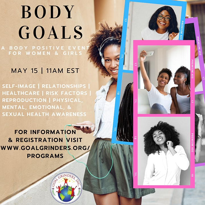 Body Goals:  A Body Positive Event for Women and Girls image