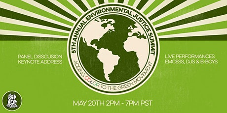 5th Annual Environmental Justice Summit tickets