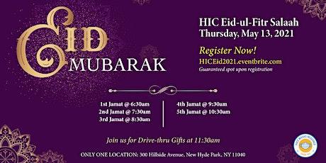 HIC Eid-ul-Fitr Salaah tickets