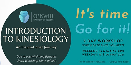 Introductory Workshop tickets