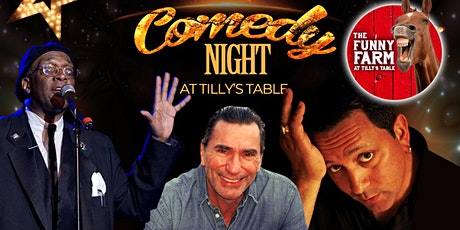 A Night of Comedy at The Funny Farm at Tilly's Table tickets