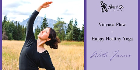 Happy Healthy Yoga with Janice and HHW tickets