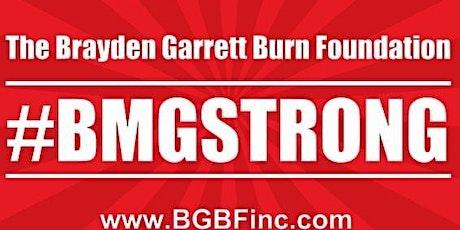 Brayden Garrett Burn Foundation 3rd Annual TN Raffle tickets
