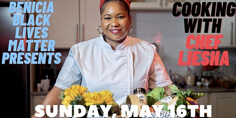 Cooking Class with Chef Liesha tickets