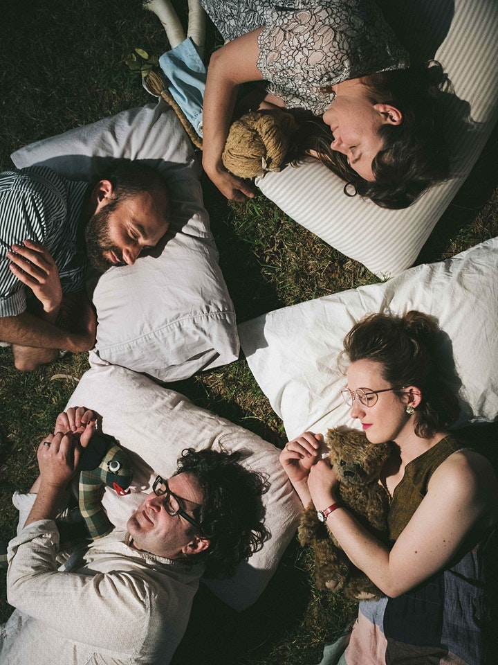 Nat Bartsch's Lullaby Quartet image