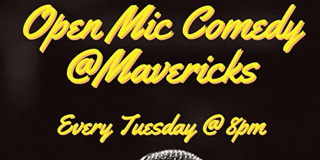 open mic comedy tickets