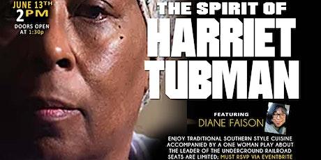 The Spirit of Harriet Tubman tickets