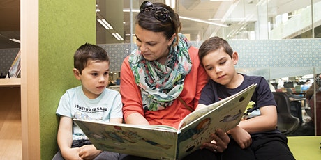 Storytime in the Children's Library tickets