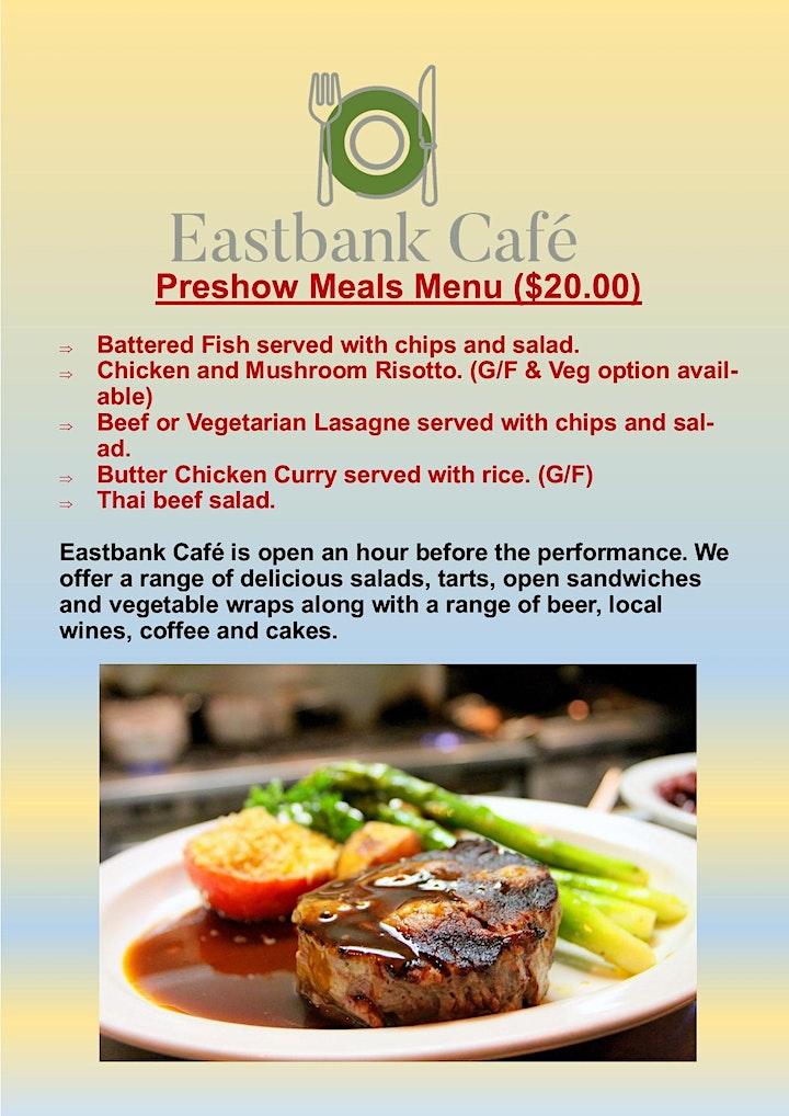 Pre Show Meals - Human Nature image