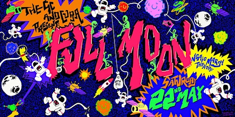 CUBA X GC Present: FULL MOON PARTY 2021 tickets