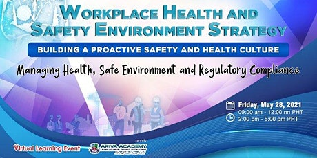 Workplace Health & Safety Environment Strategy tickets