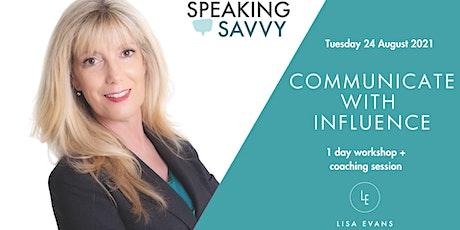 Public Speaking & Presentation Skills tickets