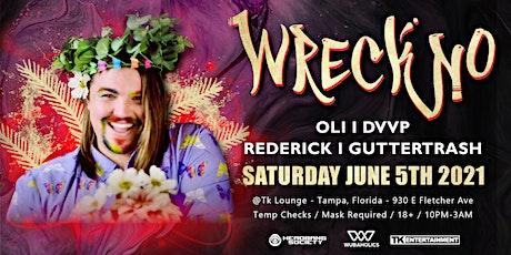 WRECKNO @TK Lounge [Tampa,FL] tickets