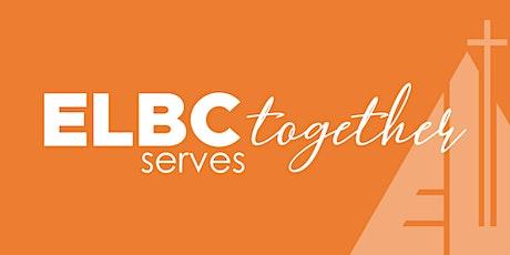 ELBC Sunday Service Team tickets