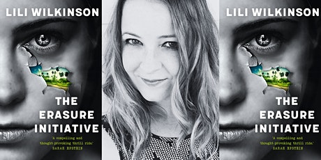 *In-person* In-conversation with YA novelist Lili Wilkinson tickets