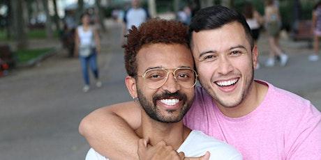 Speed Friending- A Platonic Speed Dating Event for Gay/Bi Men Tickets