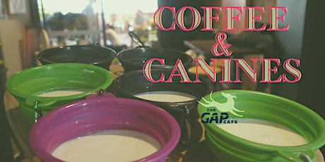 Coffee & Canines tickets
