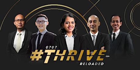 #THRIVE: Reloaded biglietti